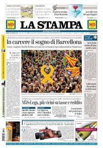 La Stampa Imperia e Sanremo - 26 Marzo 2018