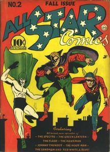 All Star Comics 002
