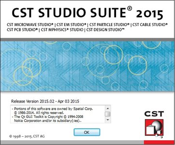 CST Studio Suite 2015 SP2 Update / AvaxHome