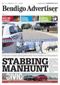 Bendigo Advertiser - January 4, 2018