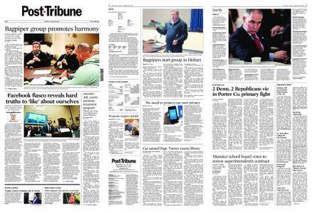 Post-Tribune – April 16, 2018