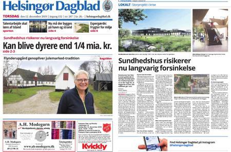 Helsingør Dagblad – 12. december 2019