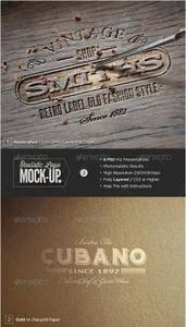 GraphicRiver - Logo Mock-Up Set - 2