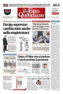 Il Fatto Quotidiano - 12 luglio 2018