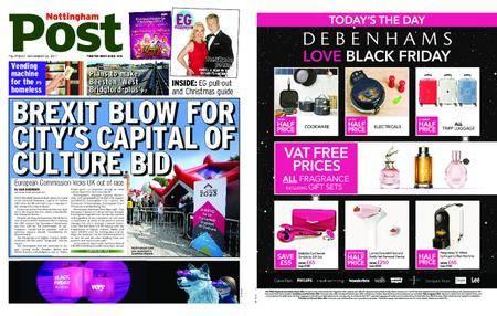 Nottingham Post – November 24, 2017