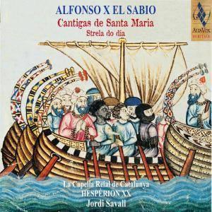 Jordi Savall - Alfonso X The Wise: Cantigas de Santa Maria (1993/2017) [Official Digital Download 24/88]
