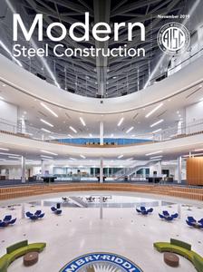 Modern Steel Construction November 2019