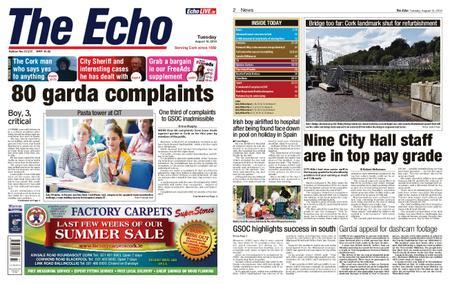 Evening Echo – August 13, 2019