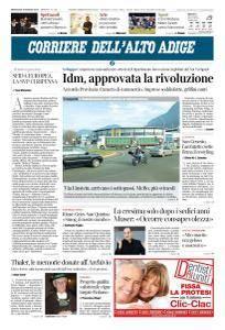 Corriere dell'Alto Adige - 30 Maggio 2018