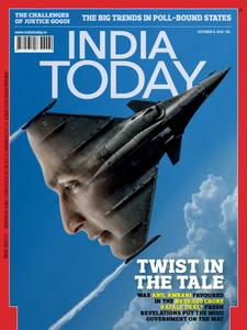 India Today - October 08, 2018