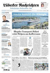 Lübecker Nachrichten Ostholstein Süd - 07. August 2018