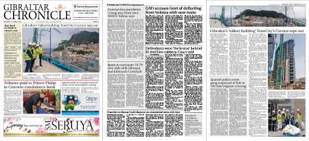 Gibraltar Chronicle – 13 April 2021