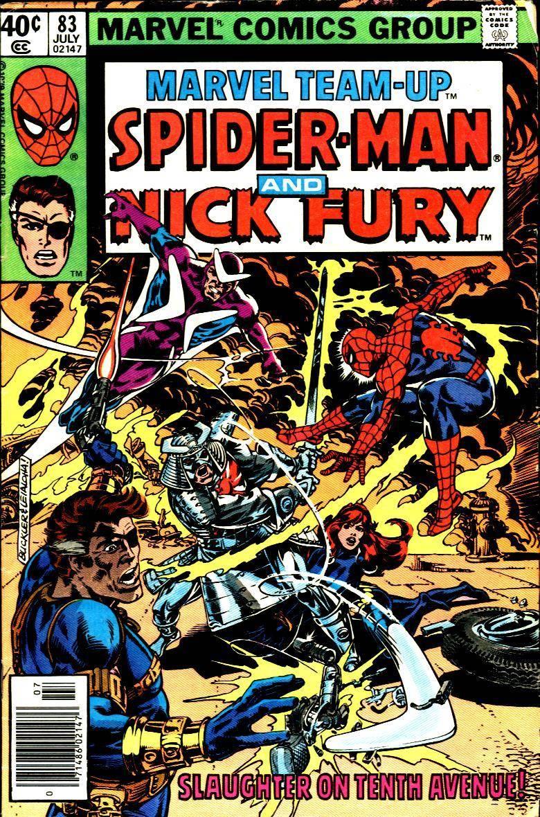 Marvel Team-Up v1 083 1979