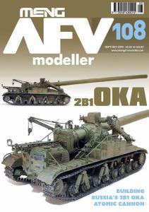 Meng AFV Modeller - September-October 2019