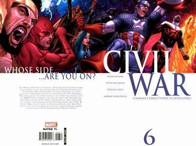 Civil War 06 of 7