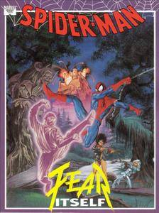 Marvel Graphic Novel 72 - Spiderman - Fear Itself 1992