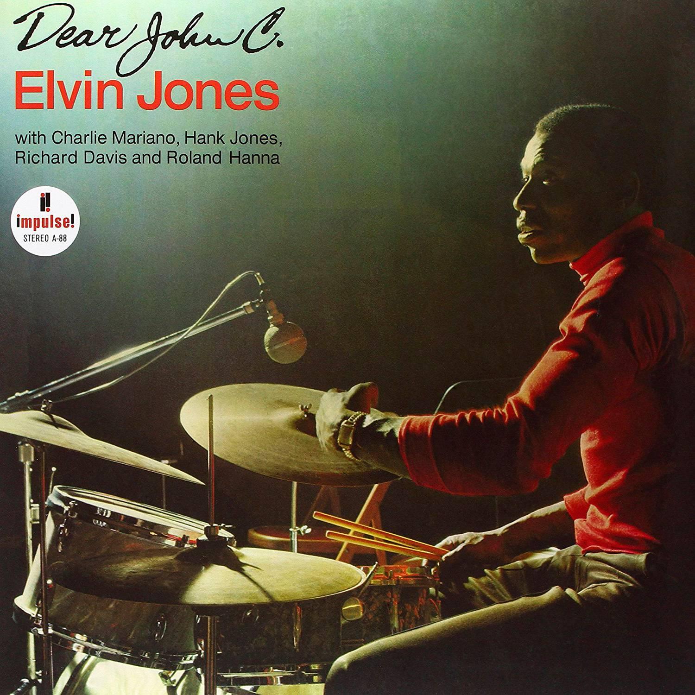 Elvin Jones - Dear John C. (1965/2011/2013) [DSD64 + Hi-Res FLAC]