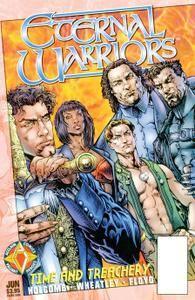 Eternal Warriors 01 - Time and Treachery 1997 digital