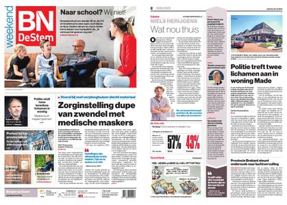 BN DeStem - Bergen op Zoom – 16 mei 2020