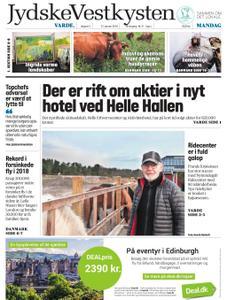 JydskeVestkysten Varde – 21. januar 2019