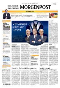 Solinger Morgenpost – 25. September 2019