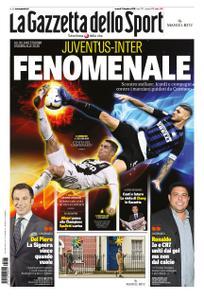 La Gazzetta dello Sport Roma – 07 dicembre 2018
