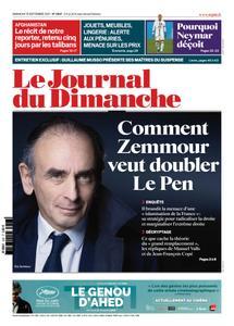 Le Journal du Dimanche - 19 septembre 2021