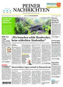 Peiner Nachrichten - 08. November 2017