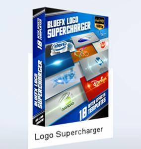 The Logo Supercharger Pack 1 (10 templates) - Project for After Effects (BlueFX)