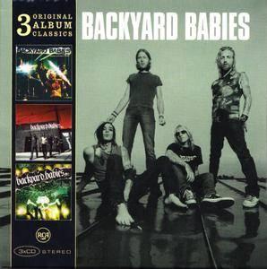 Backyard Babies - Original Album Classic (2010)