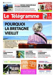 Le Télégramme Quimper – 09 octobre 2020
