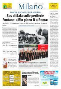 il Giornale Milano - 9 Settembre 2018
