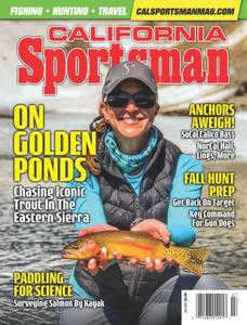 California Sportsman - July 2020