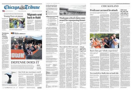 Chicago Tribune – September 20, 2021
