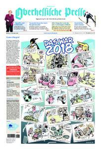 Oberhessische Presse Hinterland - 31. Dezember 2018