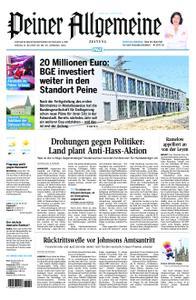 Peiner Allgemeine Zeitung - 22. Juli 2019