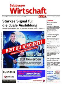 Salzburger Wirtschaft – 06. September 2019