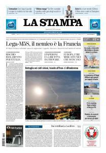 La Stampa Torino Provincia e Canavese - 22 Gennaio 2019