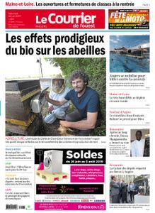 Le Courrier de l'Ouest Angers – 26 juin 2019