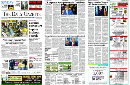The Daily Gazette – April 05, 2020