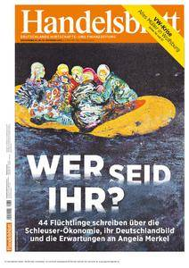 Handelsblatt - 25. September 2015