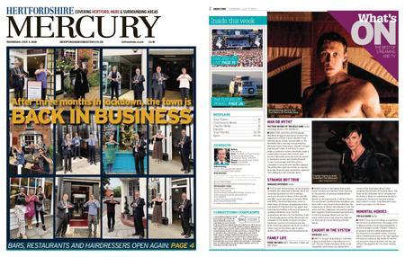 Hertfordshire Mercury – July 09, 2020