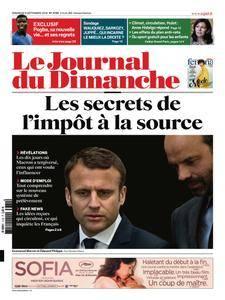 Le Journal du Dimanche - 09 septembre 2018