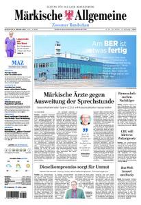 Märkische Allgemeine Zossener Rundschau - 04. Oktober 2018