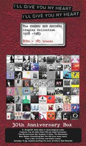 V.A. - I'll Give You My Heart I'll Give You My Heart: The Cherry Red Records Singles Collection (8CD Box Set, 2008)