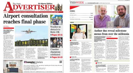 The Herts Advertiser – October 17, 2019