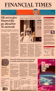 Financial Times UK – 27 January 2020