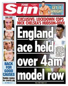 The Sun UK - 18 May 2020