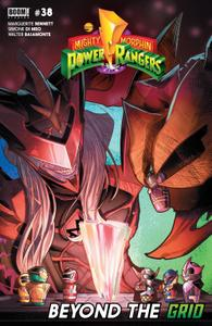 Mighty Morphin Power Rangers 038 2019 digital Glorith
