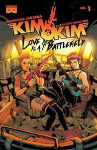 Kim  Kim - Love Is A Battlefield 001 2017 digital Son of Ultron-Empire